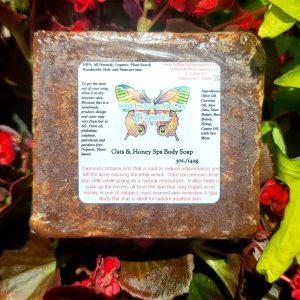 Oats & Honey Spa Body Soap