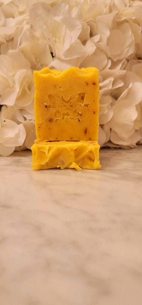 Sweet Orange Blossom Herbal Body Soap