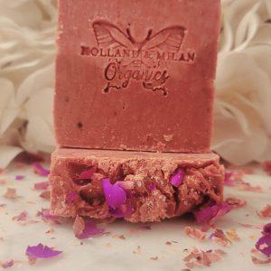 Rose Clay Hemp Body Soap