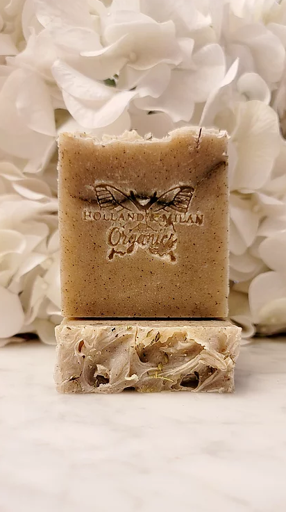 Stress Relief Herbal Infused Body Soap